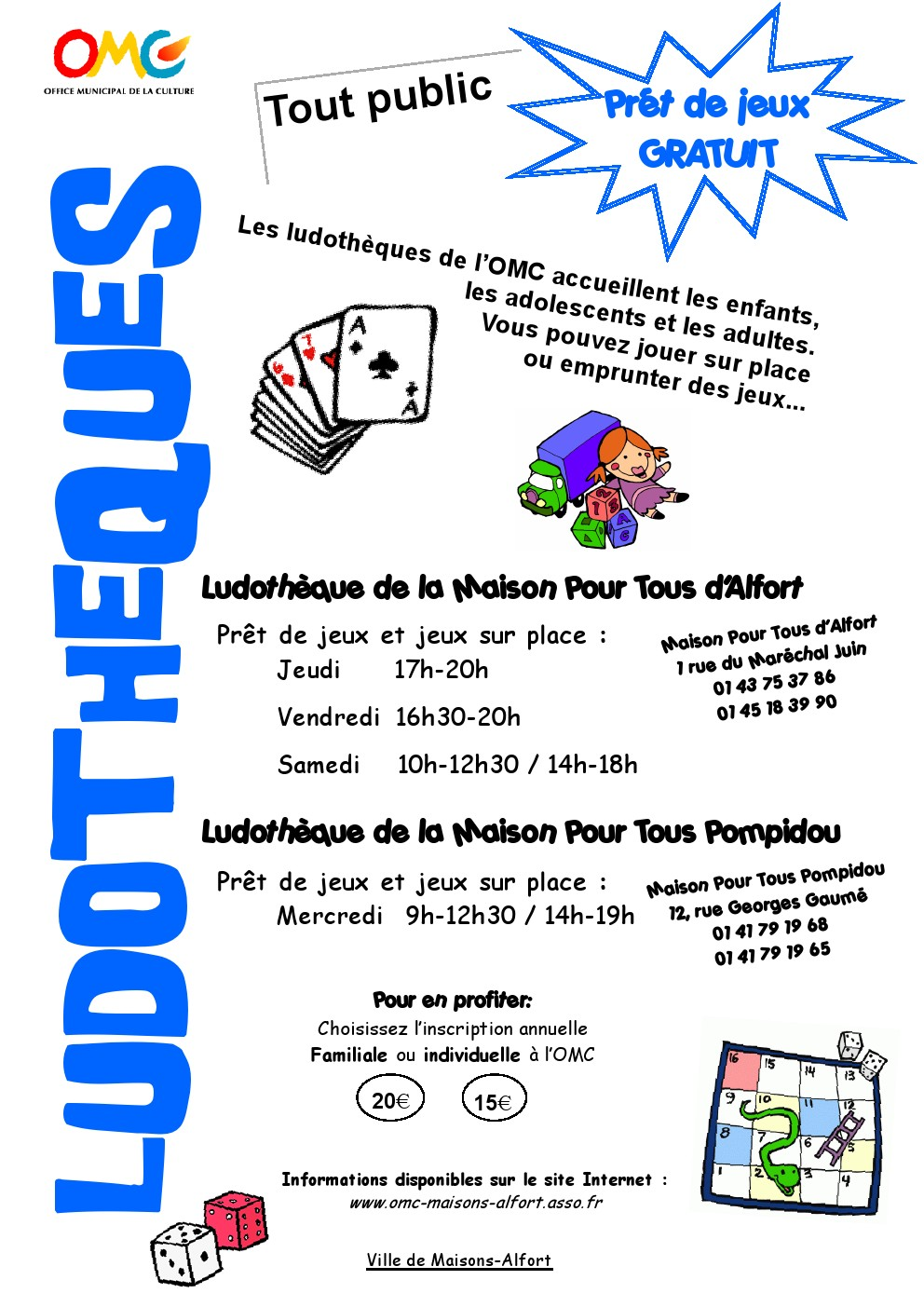 Ludotheques